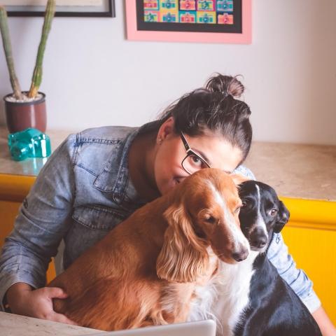 Carolina Belini Photojournaliste de famille