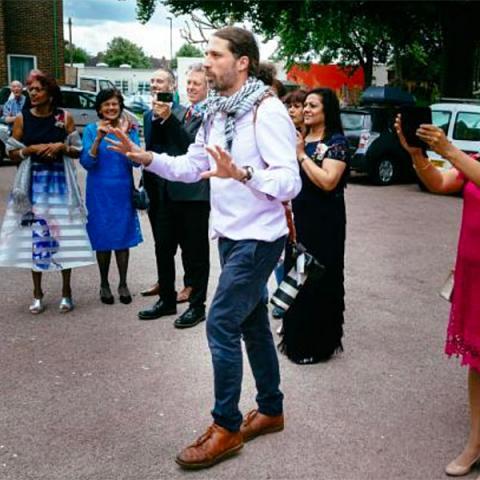 Panayis Chrysovergis, photojournaliste familiale basée en Angleterre et à Londres.