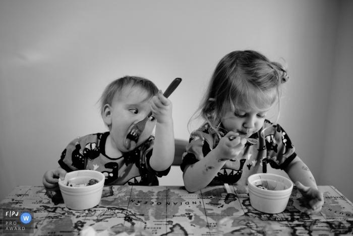 Johanna King is a family photographer from Dublin