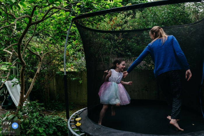 Marion Pelletant is a family photographer from London