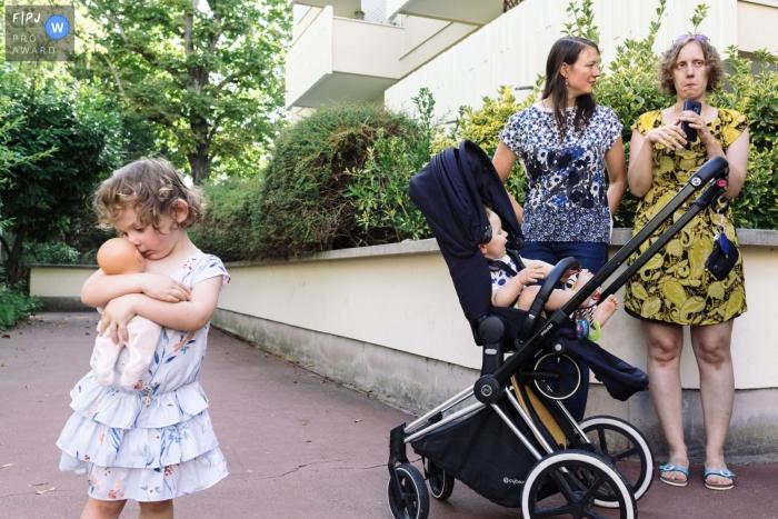 Paris Ile-de-France family life report in the Paris suburbs