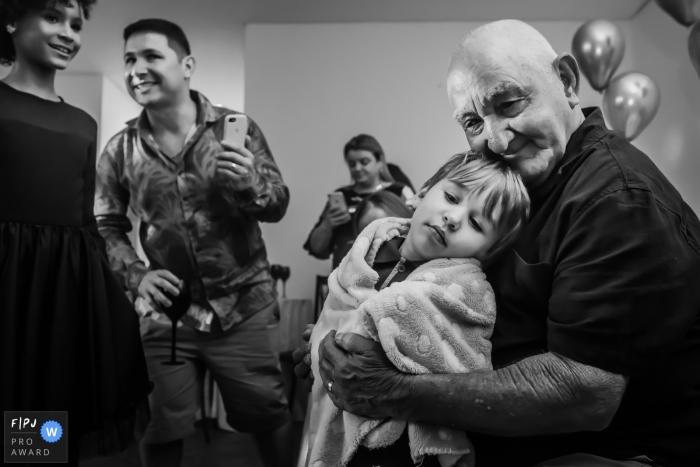 Minas Gerais family celebrating an anniversary | Minas Gerais family party photographer