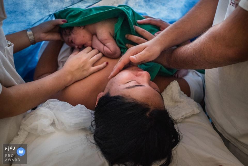 Clara Sampaio est une photographe de famille de Rio de Janeiro