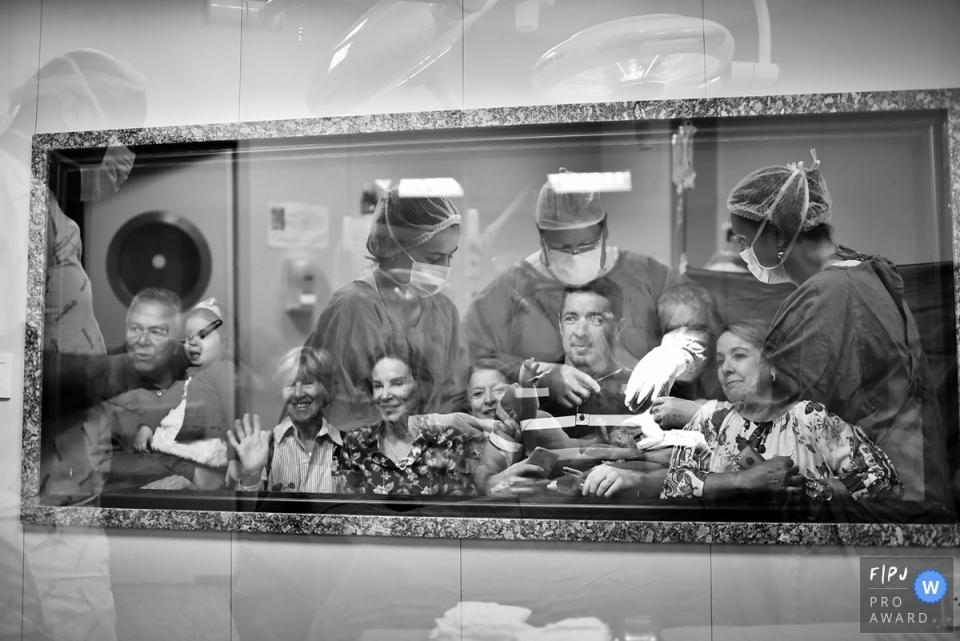 Wander Faria est un photographe de famille de Minas Gerais